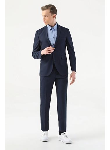 Tween Slim Fit Takım Elbise Lacivert